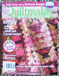 Quiltmaker may june