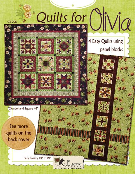 Quilts for Olivia cover copy