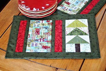 Tree Time Placemats