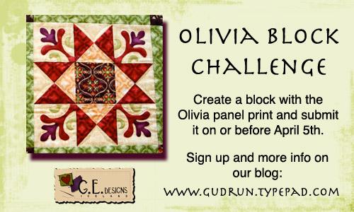 Olivia Challenge logo