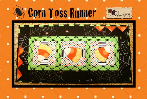 Corn Toss Runner photo