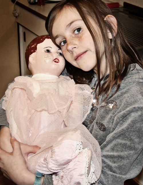 Svana w doll