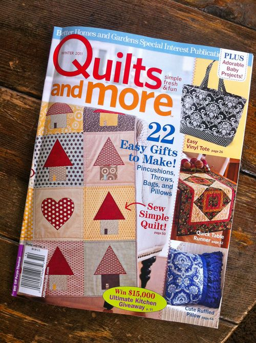 Gudrun´s World: Quilts and More.double take!