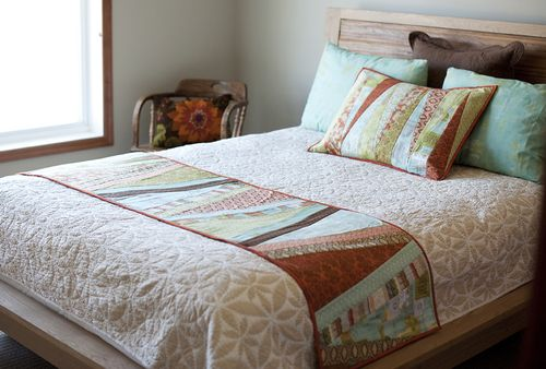 Bed Runner Patterns