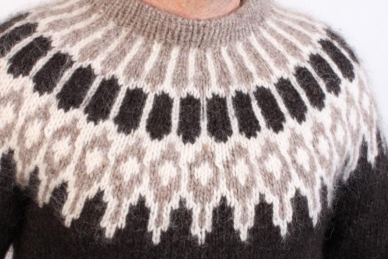 Lopapeysa sweater
