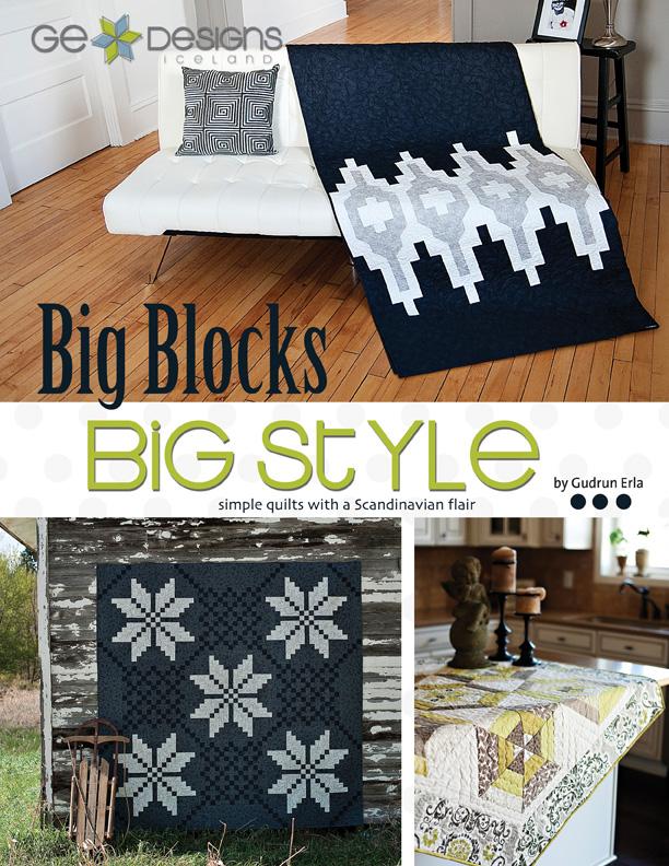 Big Blocks Big Style Cover