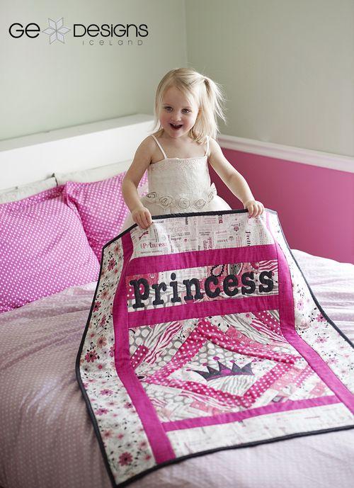 GE FFHome princess quilt