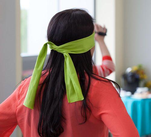 Gudrun blindfold